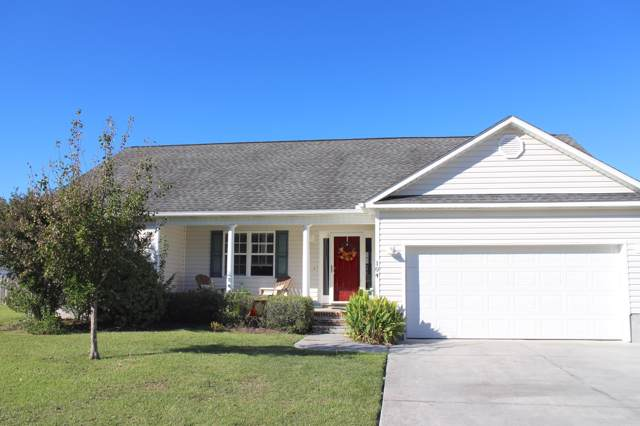 104 Madison Bay Drive, Beaufort, NC 28516 (MLS #100189451) :: RE/MAX Essential