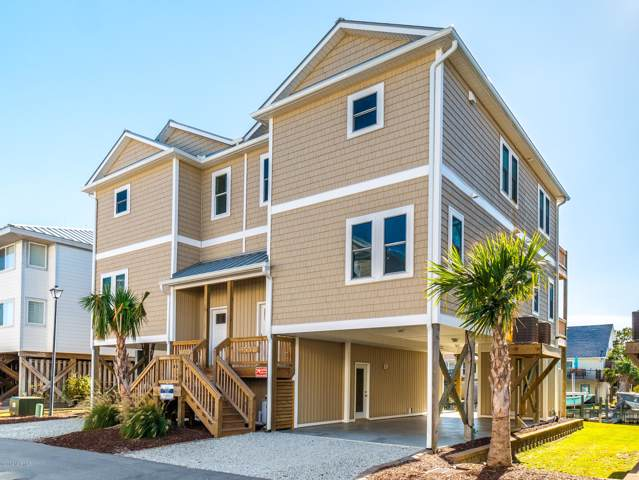 955 Tower Court B, Topsail Beach, NC 28445 (MLS #100189452) :: Thirty 4 North Properties Group