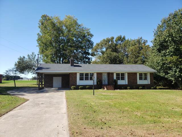 1101 Corbett Town Road, Snow Hill, NC 28580 (MLS #100189461) :: Courtney Carter Homes