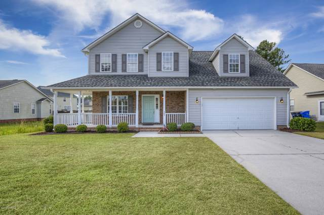 207 Burning Tree Lane, Jacksonville, NC 28546 (MLS #100189463) :: The Cheek Team