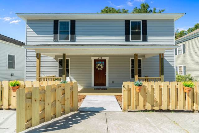 422 S 7th Street, Wilmington, NC 28401 (MLS #100189500) :: RE/MAX Essential