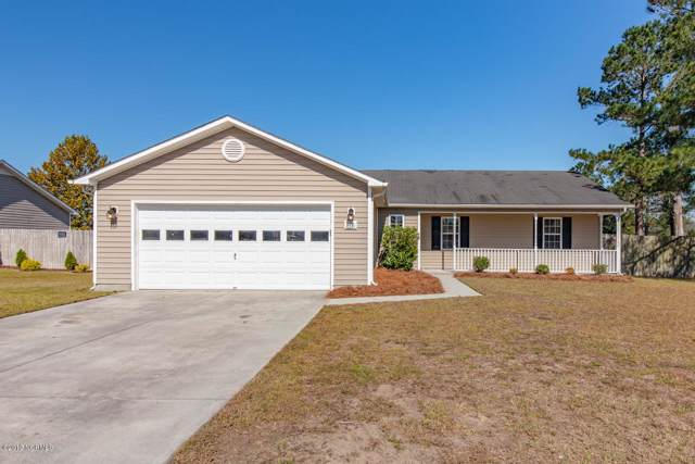 120 Wheaton Drive, Richlands, NC 28574 (MLS #100189509) :: RE/MAX Essential