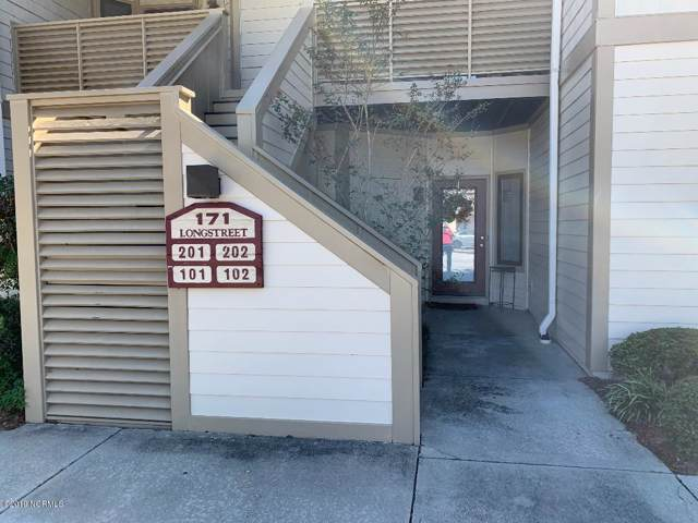 171 Longstreet Drive #102, Wilmington, NC 28412 (MLS #100189542) :: Courtney Carter Homes