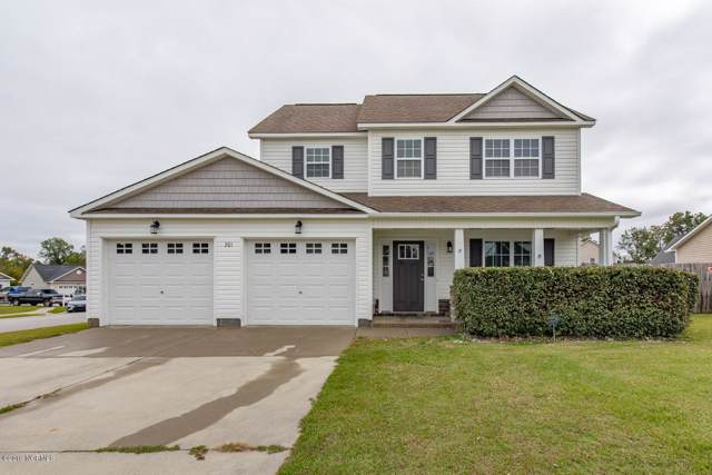 201 Dillard Lane, Richlands, NC 28574 (MLS #100189562) :: Coldwell Banker Sea Coast Advantage
