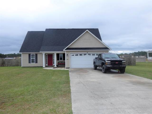 114 Cherry Grove Drive, Richlands, NC 28574 (MLS #100189597) :: Courtney Carter Homes