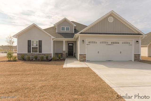 276 Wood House Drive, Jacksonville, NC 28546 (MLS #100189603) :: The Keith Beatty Team