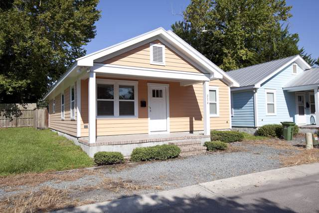 214 Gores Row, Wilmington, NC 28401 (MLS #100189609) :: The Keith Beatty Team