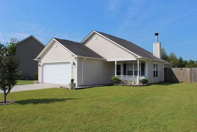 206 Jasmine Lane, Jacksonville, NC 28546 (MLS #100189615) :: Courtney Carter Homes