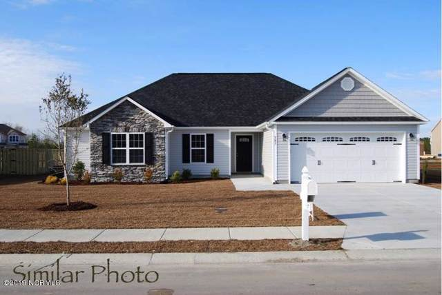 268 Wood House Drive, Jacksonville, NC 28546 (MLS #100189631) :: RE/MAX Elite Realty Group