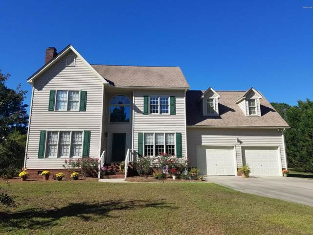 125 Essex Drive, Winterville, NC 28590 (MLS #100189667) :: The Oceanaire Realty