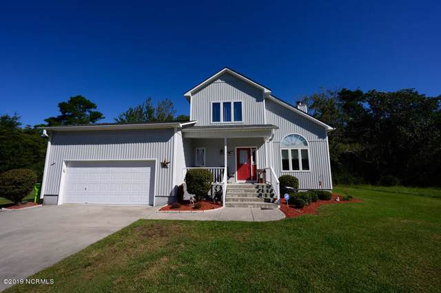 1618 Caracara Drive, New Bern, NC 28560 (MLS #100189670) :: The Oceanaire Realty