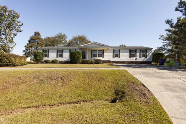 137 Macdonald Boulevard, Havelock, NC 28532 (MLS #100189675) :: RE/MAX Essential