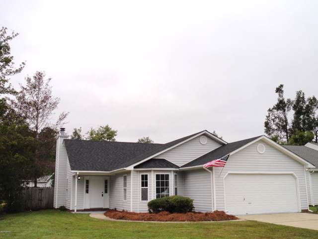 133 S Forest Drive, Havelock, NC 28532 (MLS #100189718) :: RE/MAX Essential