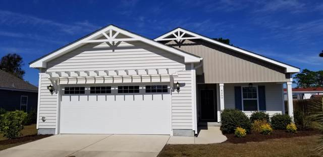 4260 Cherry Laurel Lane SE, Southport, NC 28461 (MLS #100189765) :: RE/MAX Essential