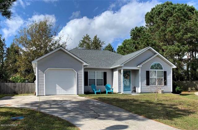 105 Sweet Bay Court, Hampstead, NC 28443 (MLS #100189803) :: RE/MAX Essential