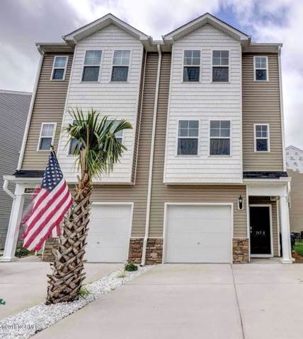 717 Glenn Avenue #2, Carolina Beach, NC 28428 (MLS #100189812) :: RE/MAX Essential