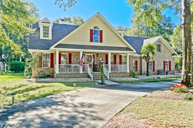 618 Oyster Bay Drive, Sunset Beach, NC 28468 (MLS #100189837) :: RE/MAX Elite Realty Group