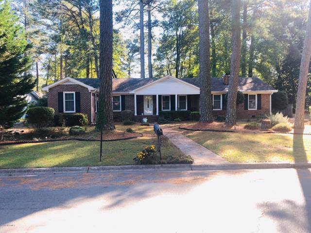 204 Greenwood Drive, Greenville, NC 27834 (MLS #100189964) :: The Keith Beatty Team