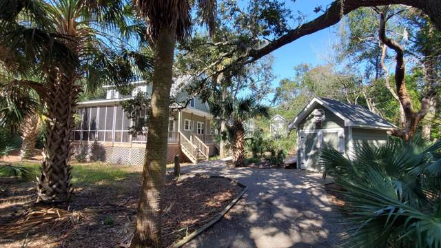 7 Poor Mans Pepper Trail, Bald Head Island, NC 28461 (MLS #100189975) :: The Chris Luther Team