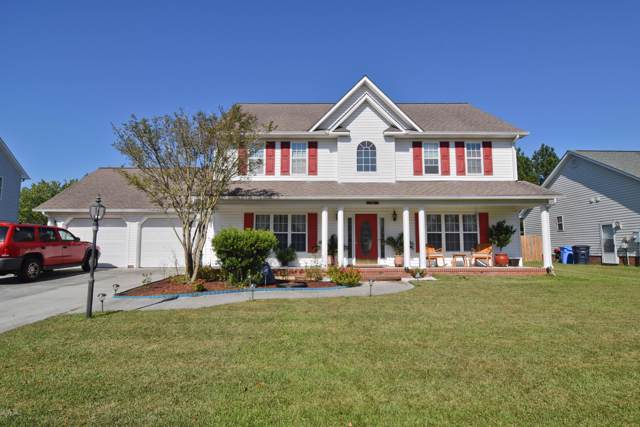 922 Commons Drive N, Jacksonville, NC 28546 (MLS #100189995) :: The Keith Beatty Team