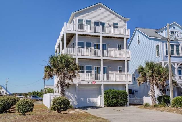 413 S Shore Drive, Surf City, NC 28445 (MLS #100190072) :: Coldwell Banker Sea Coast Advantage