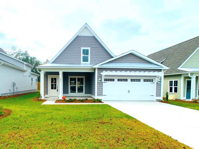 391 Beau Rivage Drive, Wilmington, NC 28412 (MLS #100190167) :: The Chris Luther Team