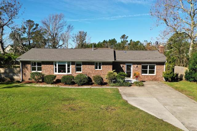 204 Polly Way Lane, Marshallberg, NC 28553 (MLS #100190182) :: Vance Young and Associates