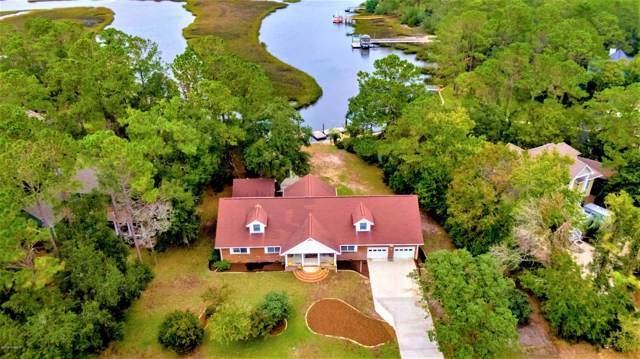 1011 Captain Adkins Drive SE, Southport, NC 28461 (MLS #100190217) :: The Tingen Team- Berkshire Hathaway HomeServices Prime Properties