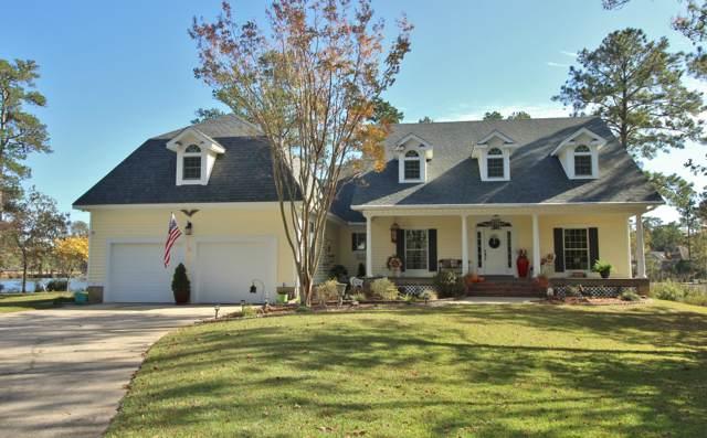 368 Winding Creek Drive, Oriental, NC 28571 (MLS #100190344) :: The Tingen Team- Berkshire Hathaway HomeServices Prime Properties