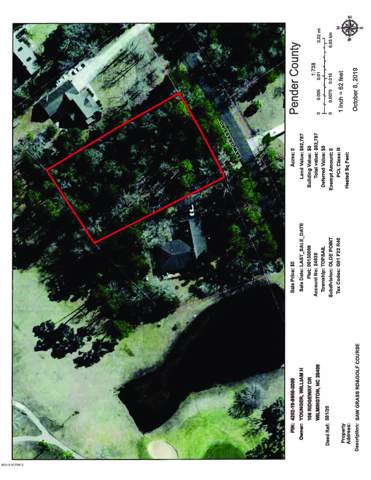 0 Saw Grass Road, Hampstead, NC 28443 (MLS #100190391) :: Lynda Haraway Group Real Estate