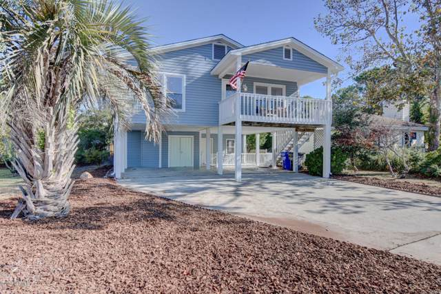 210 Seafarer Drive, Carolina Beach, NC 28428 (MLS #100190466) :: Vance Young and Associates