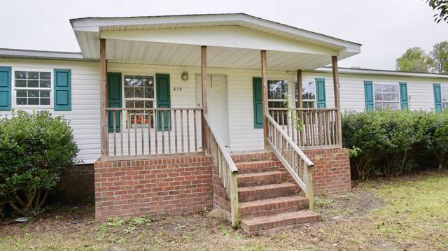 670 Piney Neck Road, Vanceboro, NC 28586 (MLS #100190468) :: The Chris Luther Team