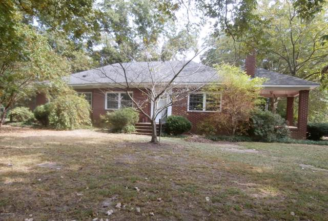 11579 Red Oak Road, Whitakers, NC 27891 (MLS #100190488) :: The Oceanaire Realty