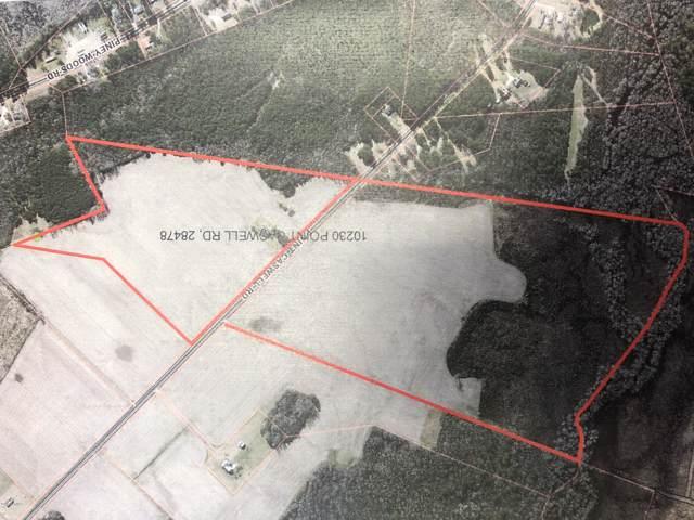 10230 Point Caswell Road, Willard, NC 28478 (MLS #100190555) :: CENTURY 21 Sweyer & Associates