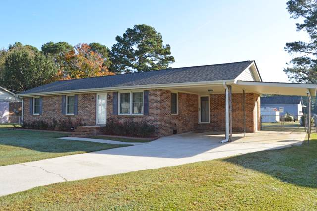104 Branch Street, Black Creek, NC 27813 (MLS #100190624) :: CENTURY 21 Sweyer & Associates