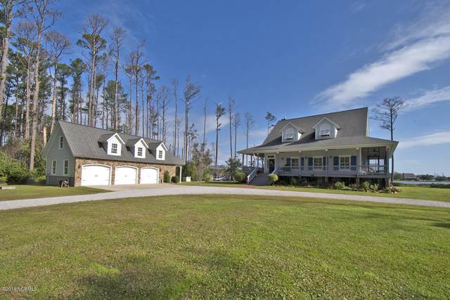 250 Donnie Davis Road, Williston, NC 28589 (MLS #100190746) :: Vance Young and Associates
