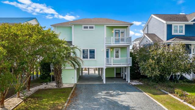 137 Starfish Drive, Holden Beach, NC 28462 (MLS #100190814) :: Castro Real Estate Team