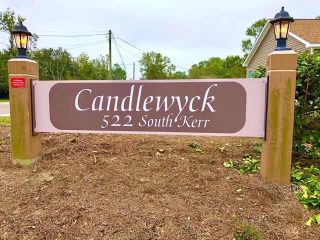 522 S Kerr Avenue #46, Wilmington, NC 28403 (MLS #100190820) :: CENTURY 21 Sweyer & Associates