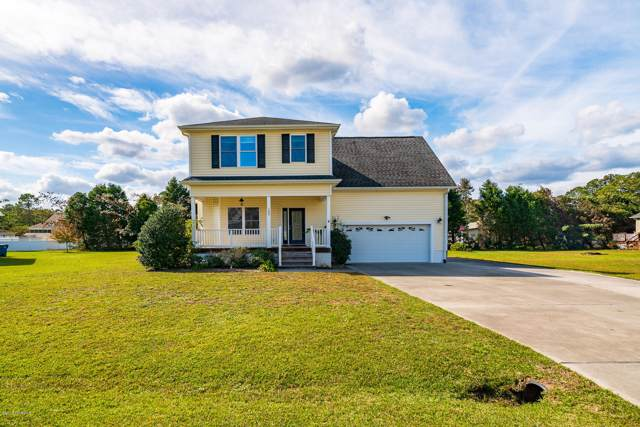 109 Perry Meadow Drive, New Bern, NC 28562 (MLS #100190824) :: RE/MAX Elite Realty Group