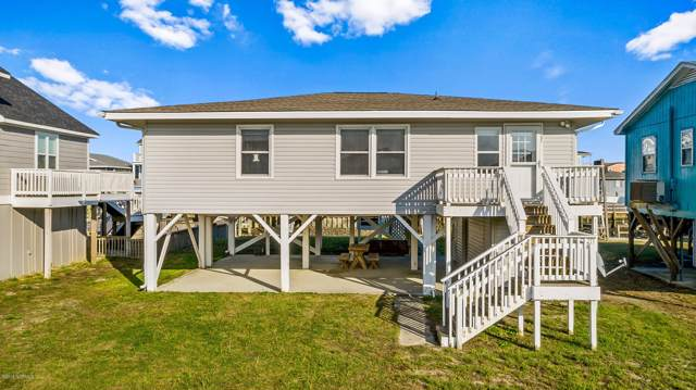 112 Marlin Drive, Holden Beach, NC 28462 (MLS #100190829) :: The Chris Luther Team