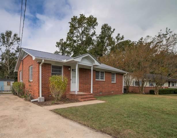 607 Dennis Road, Jacksonville, NC 28546 (MLS #100190851) :: Courtney Carter Homes
