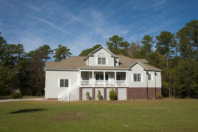 168 Brite Lane, Oriental, NC 28571 (MLS #100190871) :: Donna & Team New Bern
