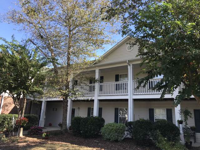 1402 Willoughby Park Court #6, Wilmington, NC 28412 (MLS #100190873) :: Courtney Carter Homes