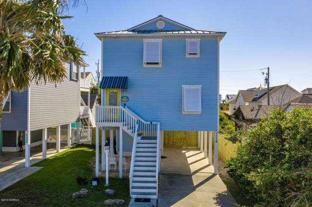 110 E Terminal Boulevard, Atlantic Beach, NC 28512 (MLS #100191013) :: Barefoot-Chandler & Associates LLC