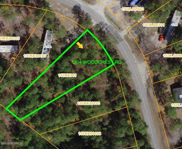 1204 Woodcrest Road, Boiling Spring Lakes, NC 28461 (MLS #100191027) :: Courtney Carter Homes