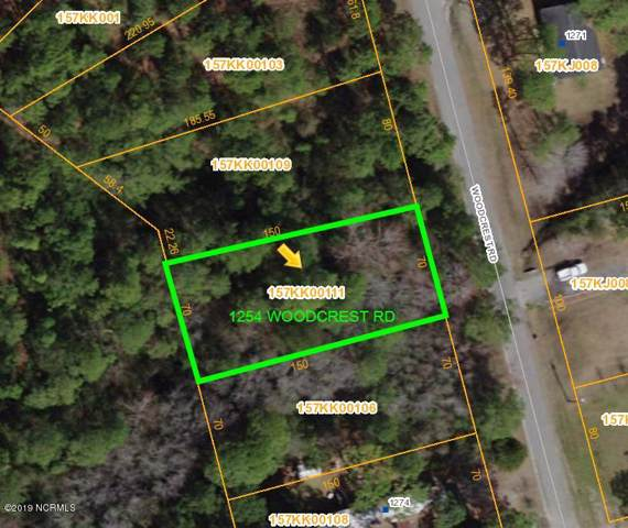 1254 Woodcrest Road, Boiling Spring Lakes, NC 28461 (MLS #100191028) :: Donna & Team New Bern