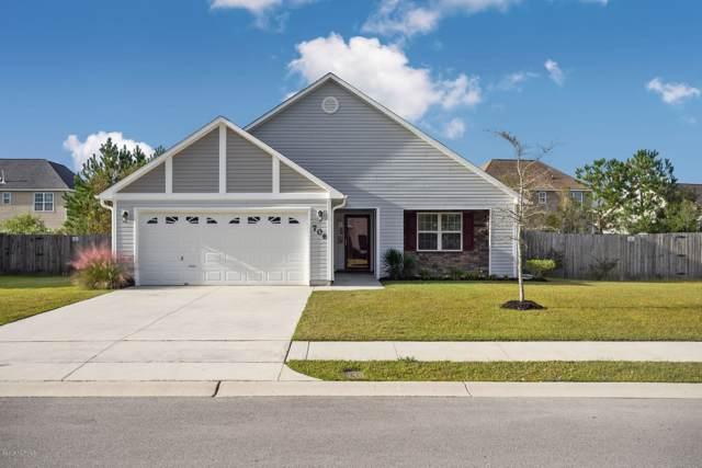 706 Savannah Drive, Jacksonville, NC 28546 (MLS #100191086) :: RE/MAX Essential