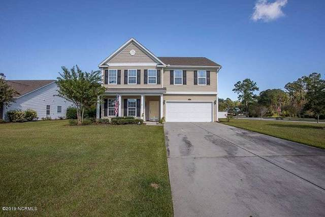 2 Coffee Mill Creek Lane, Carolina Shores, NC 28467 (MLS #100191108) :: Coldwell Banker Sea Coast Advantage