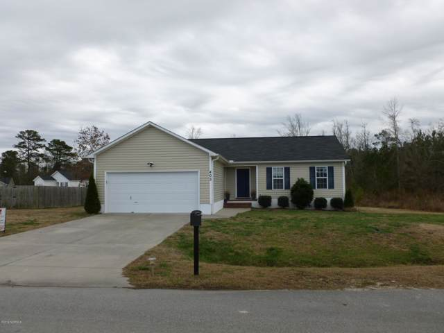 403 Patriot Place, Jacksonville, NC 28540 (MLS #100191144) :: Courtney Carter Homes