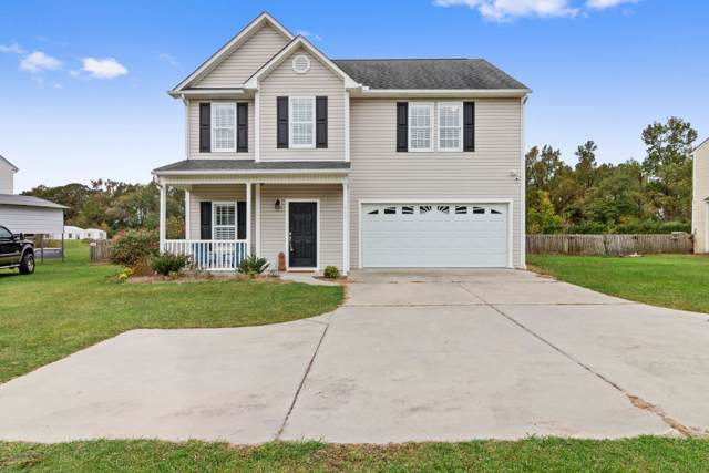 517 Huffmantown Road, Richlands, NC 28574 (MLS #100191248) :: Berkshire Hathaway HomeServices Hometown, REALTORS®